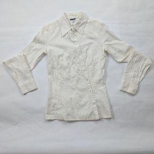 Dolce and Gabbana Women's Button Down Shirt